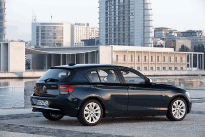 2011 BMW 120d urban line 7