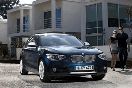 2011 BMW 120d urban line 9