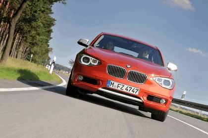2011 BMW 120d urban line 80