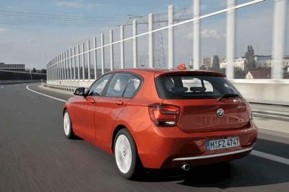 2011 BMW 120d urban line 87