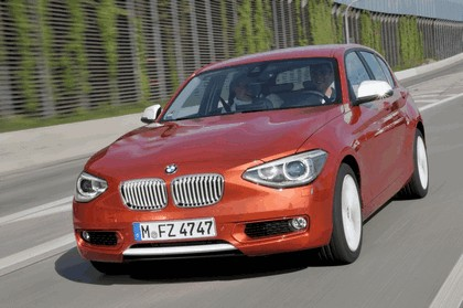 2011 BMW 120d urban line 91