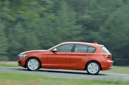 2011 BMW 120d urban line 100