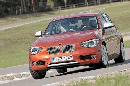 2011 BMW 120d urban line 114