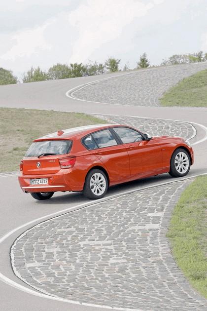 2011 BMW 120d urban line 117