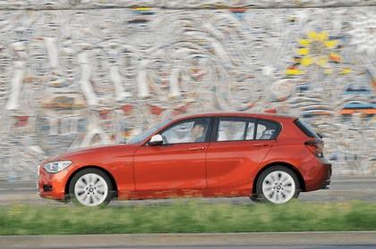 2011 BMW 120d urban line 121
