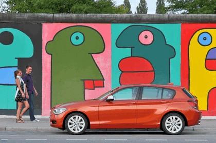 2011 BMW 120d urban line 123