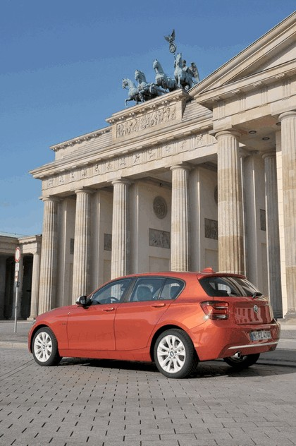 2011 BMW 120d urban line 131