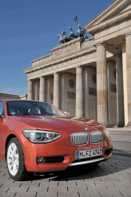 2011 BMW 120d urban line 134