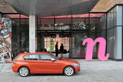 2011 BMW 120d urban line 137