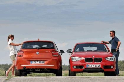 2011 BMW 120d urban line 151