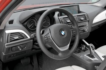 2011 BMW 120d urban line 162