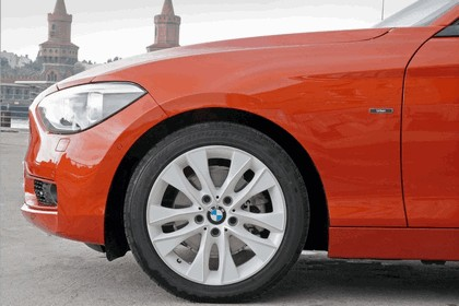2011 BMW 120d urban line 184