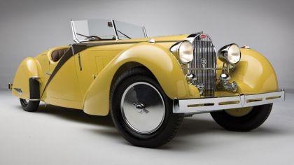 1937 Bugatti Type 57 roadster 6