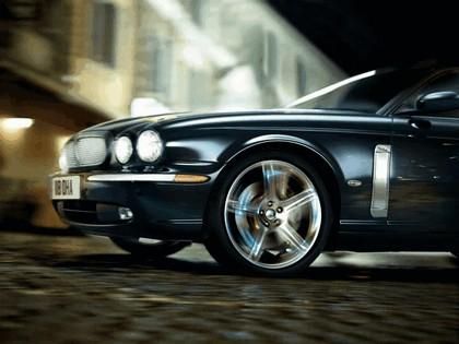 2006 Jaguar XJR Portfolio UK version 2