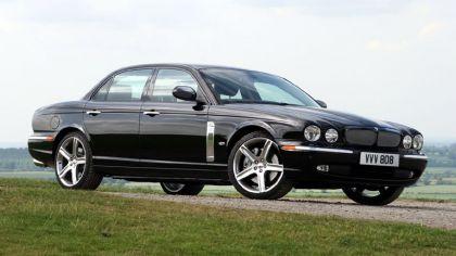 2006 Jaguar XJR Portfolio UK version 5