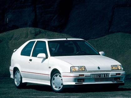 1988 Renault 19 16v 3-door 3