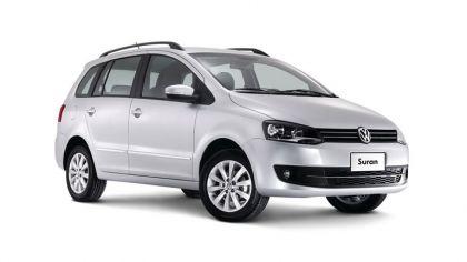 2010 Volkswagen Suran 8