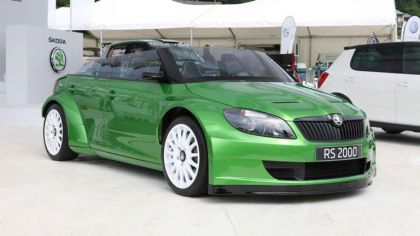 2011 Skoda RS 2000 concept 1