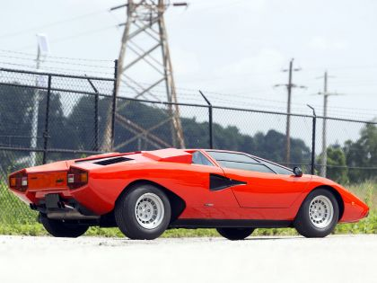 1973 Lamborghini Countach LP 400 6