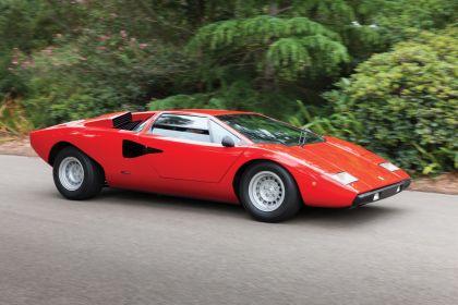1973 Lamborghini Countach LP 400 8