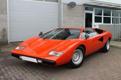 1973 Lamborghini Countach LP 400 9