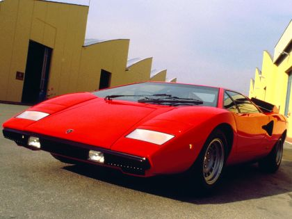 1973 Lamborghini Countach LP 400 10