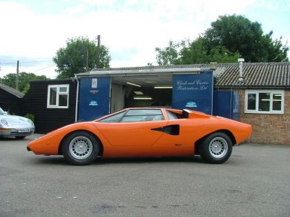 1973 Lamborghini Countach LP 400 11