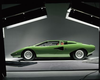 1973 Lamborghini Countach LP 400 13