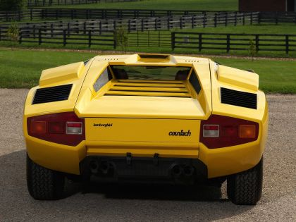 1973 Lamborghini Countach LP 400 27