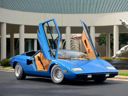 1973 Lamborghini Countach LP 400 34