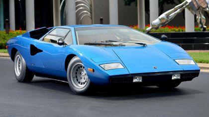 1973 Lamborghini Countach LP 400 35
