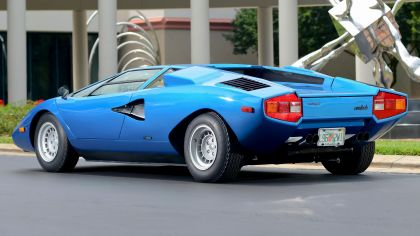 1973 Lamborghini Countach LP 400 36