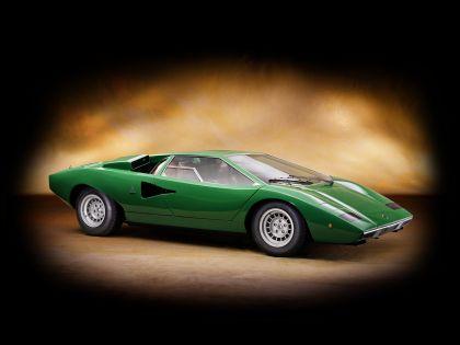 1973 Lamborghini Countach LP 400 38