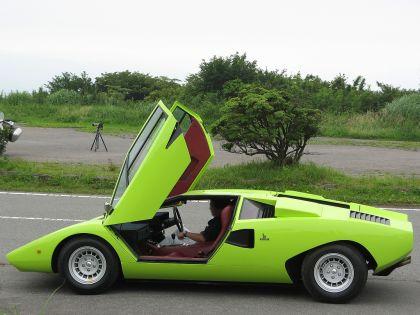 1973 Lamborghini Countach LP 400 39
