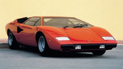 1973 Lamborghini Countach LP 400 7