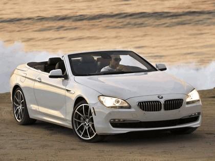 2011 BMW 650i ( F13 ) cabriolet - USA version 2