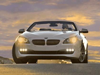 2011 BMW 650i ( F13 ) cabriolet - USA version 4