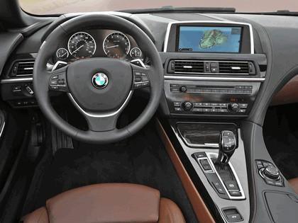 2011 BMW 650i ( F13 ) cabriolet - USA version 14