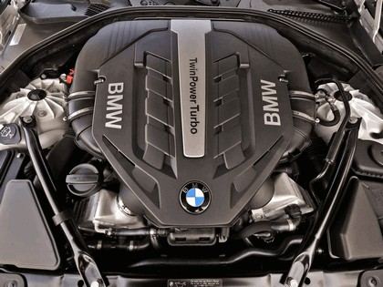 2011 BMW 650i ( F13 ) cabriolet - USA version 16
