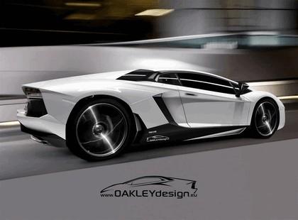 2011 Oakley Design LP760-2 ( based on Lamborghini Aventador LP700-4 ) 4
