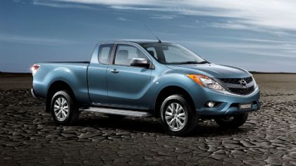 2011 Mazda BT-50 Freestyle Cab - Australia version 1