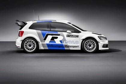 2011 Volkswagen Polo R WRC prototype 3
