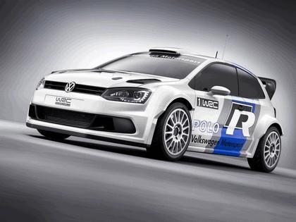 2011 Volkswagen Polo R WRC prototype 4