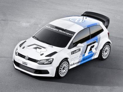 2011 Volkswagen Polo R WRC prototype 9