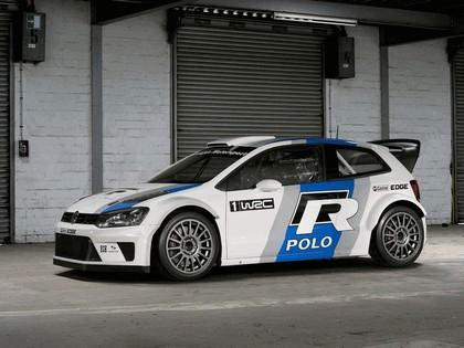 2011 Volkswagen Polo R WRC prototype 10