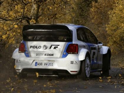 2011 Volkswagen Polo R WRC prototype 18