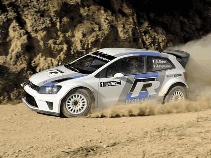 2011 Volkswagen Polo R WRC prototype 21