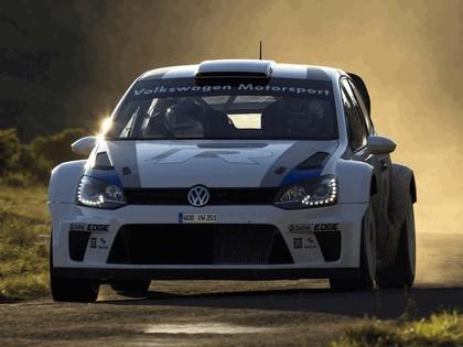 2011 Volkswagen Polo R WRC prototype 22