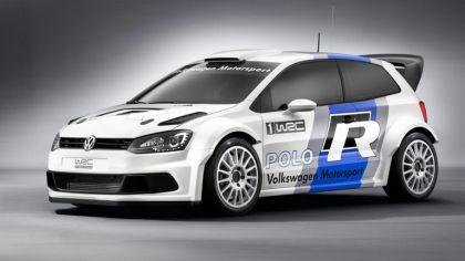 2011 Volkswagen Polo R WRC prototype 1