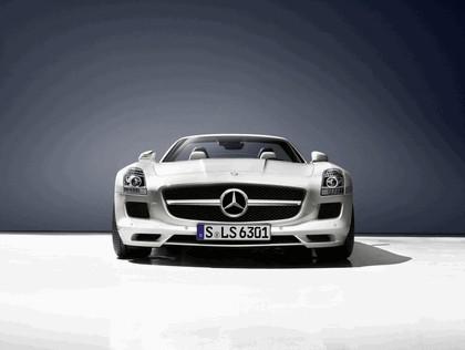 2011 Mercedes-Benz SLS AMG roadster 7